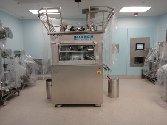 Korsch PharmaPress 800 Tablet Press,