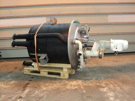 2001 Zetterstrom 700 Liter Reactor,