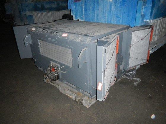 Reliance 1500 HP AC MOTOR,
