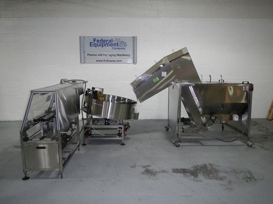 2003 Palace Packaging Machines D.48.PB/H.30