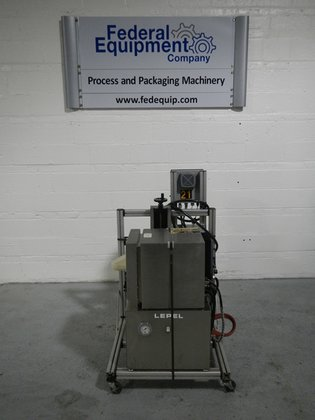 Lepel TR-2000 INDUCTION SEALER in