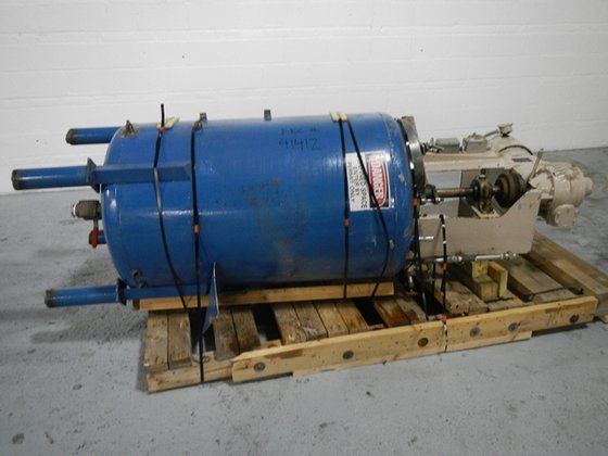 Cream City Boiler 350 GAL