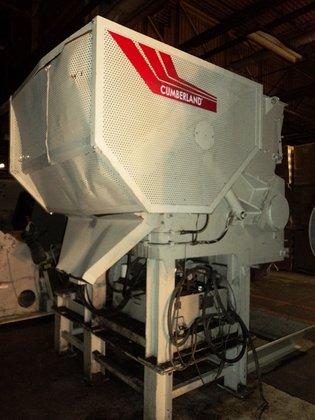 Cumberland 75 HP ESS1200 SHREDDER,