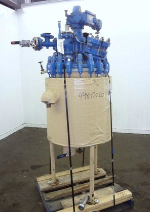 2006 Pfaudler 30 GAL GLASS