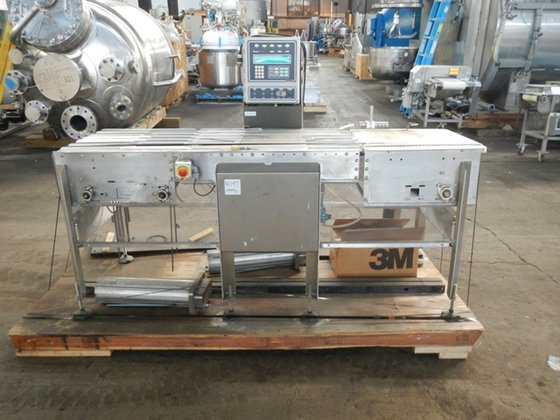 Ramsey AC4000i CHECKWEIGHER in Cleveland,