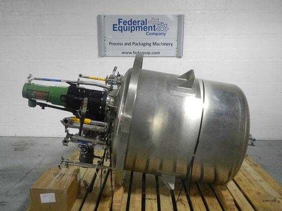 2001 Lee Industries 525DBT 525