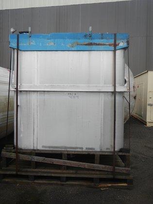 INOX 2200 GAL TANK, S/S