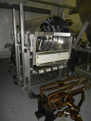 Nothum FD-24 ROTARY BREADER PREDUSTER