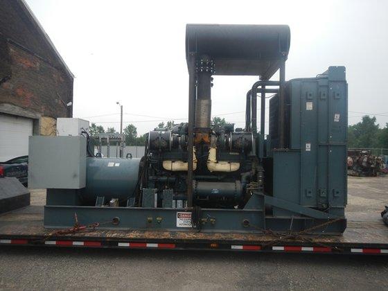 Detroit Diesel Standby 1200 KW