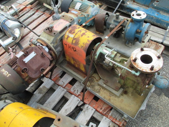 "Viking Pump LL4127 3"" ROTARY"
