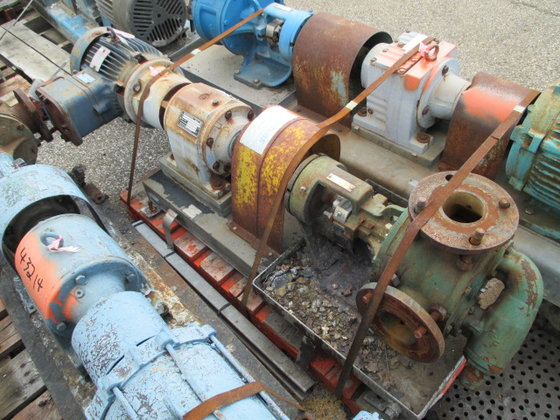 "Viking Pump LL123 3"" ROTARY"