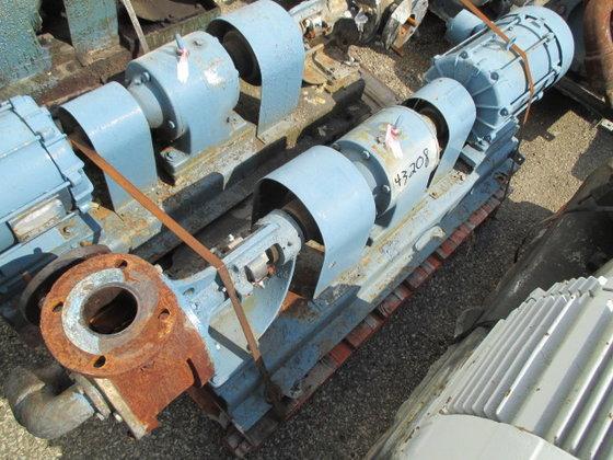 "Viking Pump LL124 3"" ROTARY"
