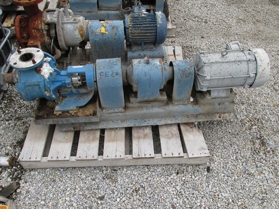 "Viking Pump LL127 3"" ROTARY"