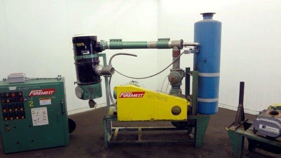 Foremost P-30-45 PUSH PULL SYSTEM