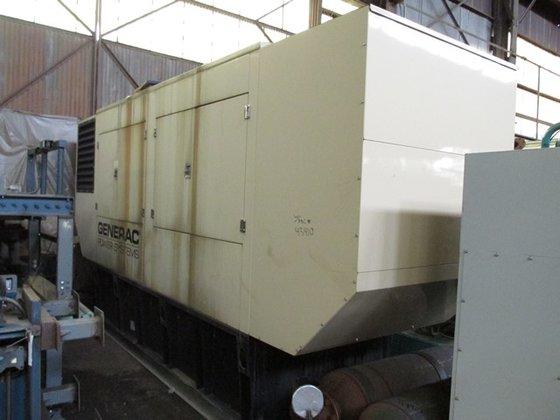 2004 Generac 4046650100 500 KW