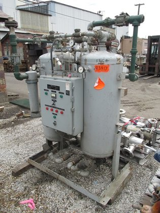 XEBEC AEBEC DESSICANT DRYER in
