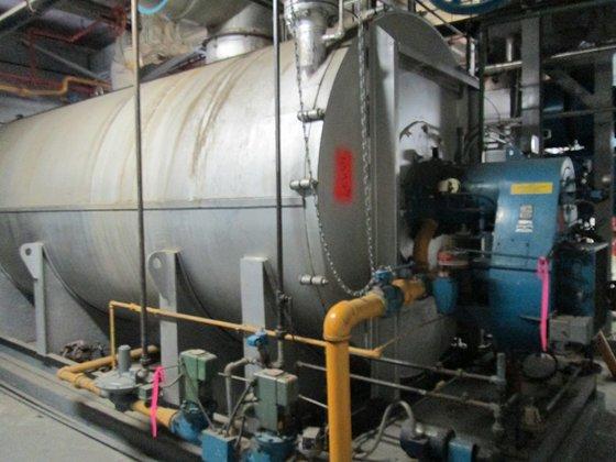1974 International Boiler Works 500-5