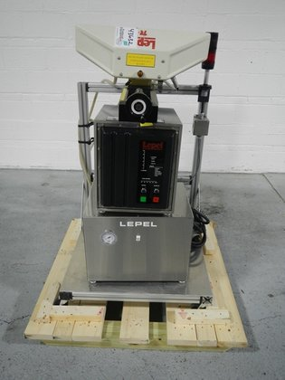 Lepel TR-2001 Induction Sealer, Series