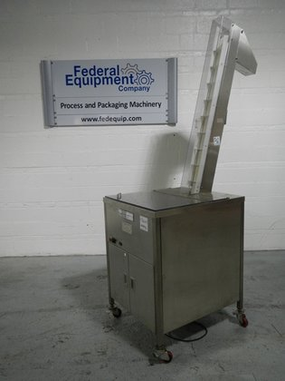 Palace Packaging Machines CH-6 Hopper
