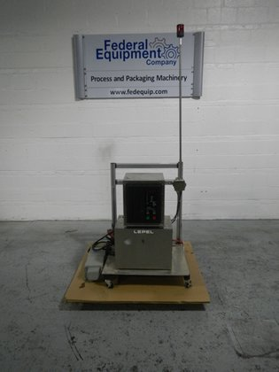 Lepel Induction Sealer in Cleveland,