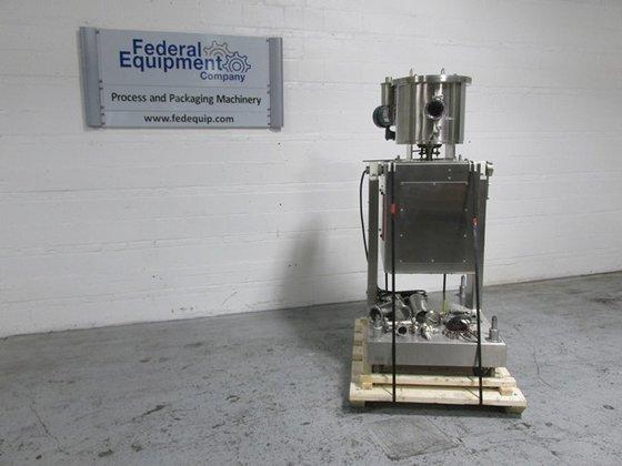 Processall 60HV Plow Mixer, s/s