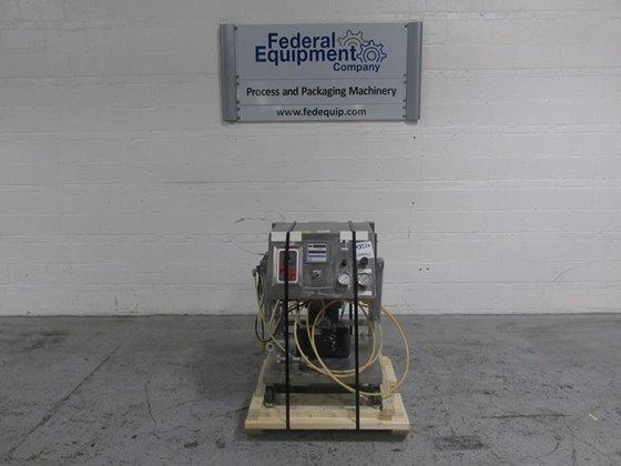 1/3 hp pump, s/s in