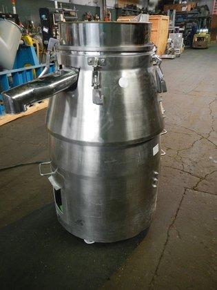 """Vorti-Siv RBF-2 22"""" SCREEN, S/S,"""