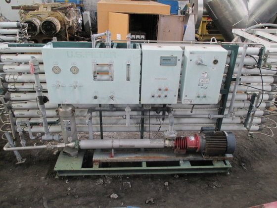 USFilter PSHTFC-20-401099H RO SYSTEM in