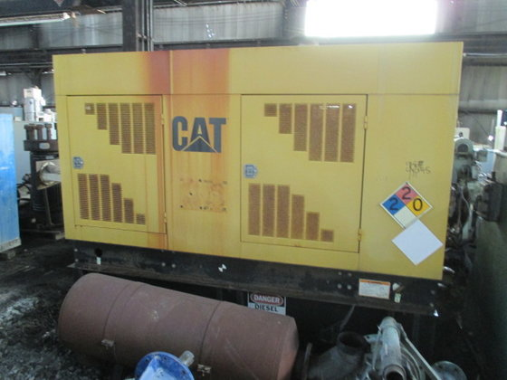 1998 Caterpillar 3406 400 KW