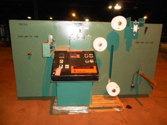Reel-O-Matic B12B RE-SPOOLER in Cleveland,