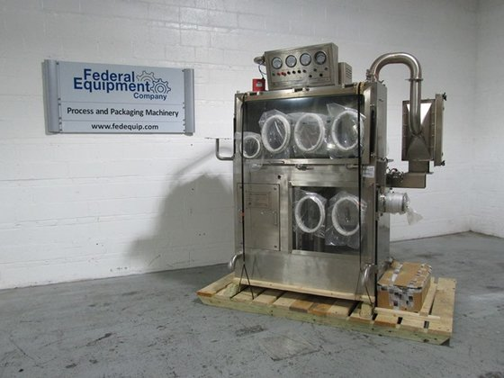 """Powder Systems Limited 60"""" Drum"""