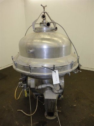 Alfa Laval SRPX 317HG V-15CH-60