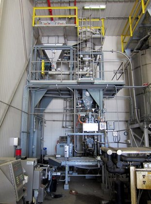 Smurfit-Stone Bagging System in Cleveland,