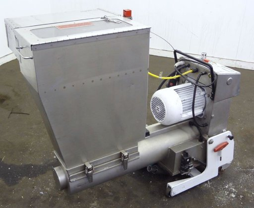 Plastic Recycling Machinery 3.5 KW