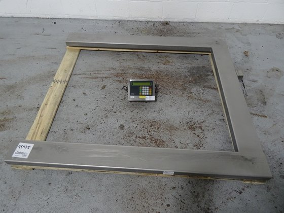 Systec FLOOR SCALE, IT3000A-AC in