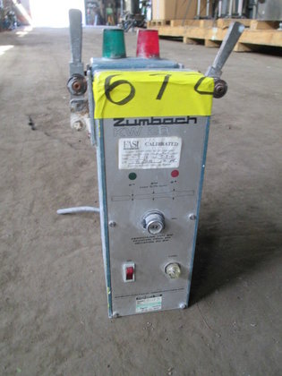 ZUMBACH KW 20 SURFACE FAULT