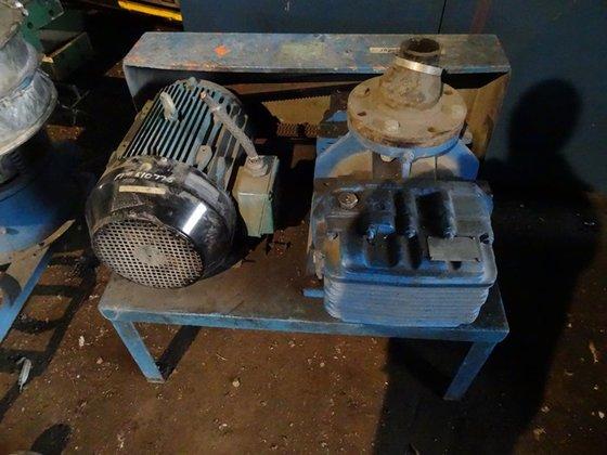 Blower Engineering Tri Lobe TL6