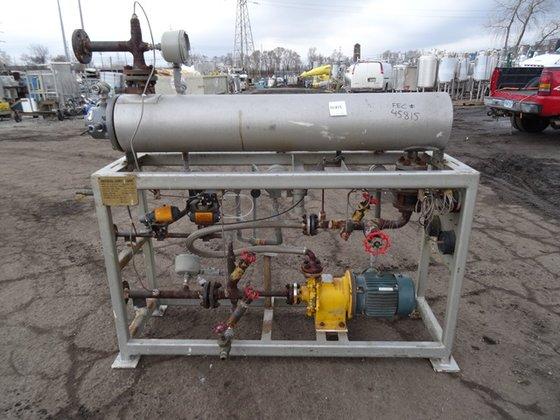 Indeeco 359X-0169 20 KW OIL