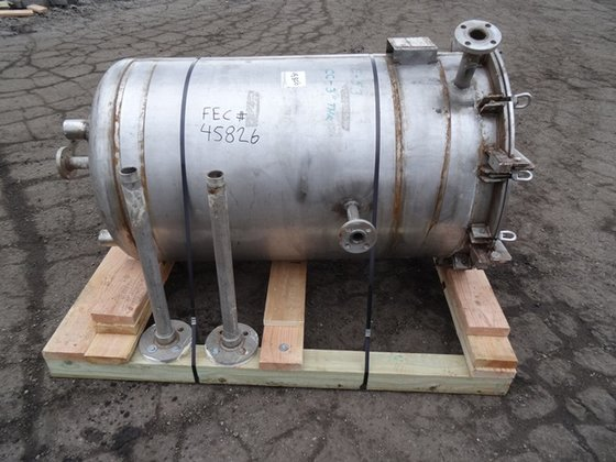 Expert Industries 125 GAL TANK,