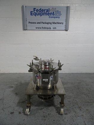 Precision 20 GAL RECEIVER, 316L
