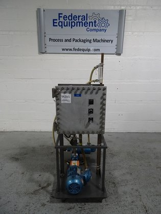 "Moyno 2""/1"" PUMP, C/S in"