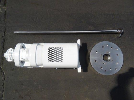 Chemineer 30DNT 1.5 HP AGITATOR