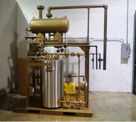 2011 Fulton FT-0150N HOT OIL