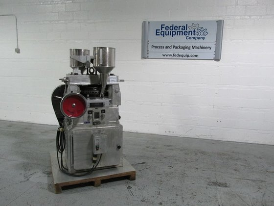 1995 ZP ZP37 Tablet Press,