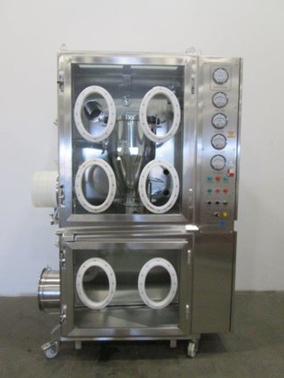 Howorth DISCHARGE ISOLATOR WITH RECEIVER,