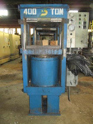 392.5 Ton Slabside Transfer Molding