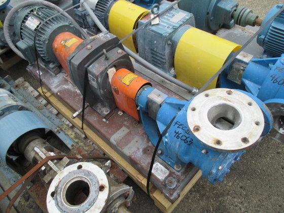 """Viking Pump 2.5"""" ROTARY GEAR"""