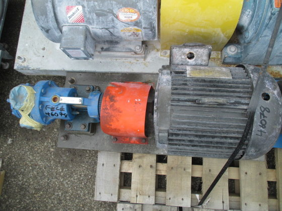"Viking Pump 2"" ROTARY GEAR"