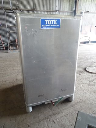 TOTE Systems 70 CU FT