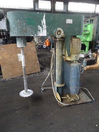 Schold 20 HP SCHOLDS DISPERSER,